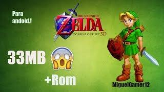 getlinkyoutube.com-Zelda Ocarina Of Time En Español Para Android.! +ROM y Emulador 2016