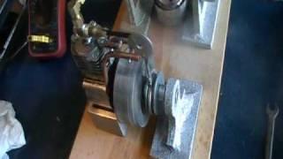 getlinkyoutube.com-STEAM ENGINE 101 (NOT COMPRESSED AIR)
