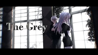 getlinkyoutube.com-【MMD】The Grey【Homicidal Su】