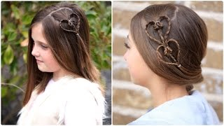 getlinkyoutube.com-Accent Hearts | Valentines Day Hairstyles