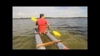 getlinkyoutube.com-pvc pipe kayak