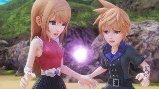 getlinkyoutube.com-World of Final Fantasy Pelicula Completa Full Movie