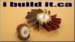 getlinkyoutube.com-Making A Flap Sander