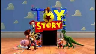 Toy Story 3 Convite de aniversário André de 3 anos feito no Adobe After effects