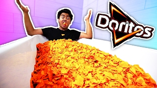 DORITOS BATH CHALLENGE!