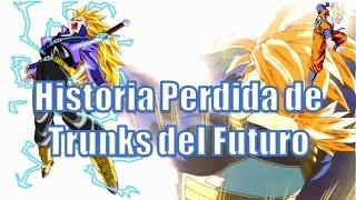 getlinkyoutube.com-HISTORIA PERDIDA / ¿QUE PASÓ CON TRUNKS DEL FUTURO?
