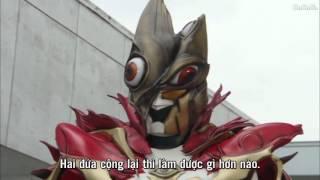 getlinkyoutube.com-DSS Kamen Rider Ghost Densetsu! Rider no Damashii 06 Chapter Wizard