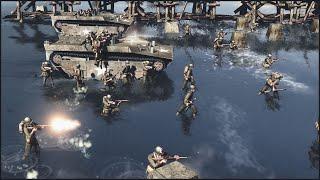 getlinkyoutube.com-PACIFIC BEACH ASSAULT - The Rising Sun Mod Gameplay