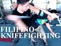 Filipino Knife Fighting Techniques