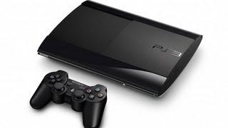 getlinkyoutube.com-فتح علبة  السوني الجديد سوبر سليم | Unboxing Sony PS3 Super Slim