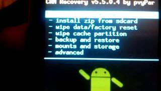 getlinkyoutube.com-Como instalar cwm( recovery)en android