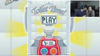 getlinkyoutube.com-TOILET TIME con Lanita!! - [LuzuGames]