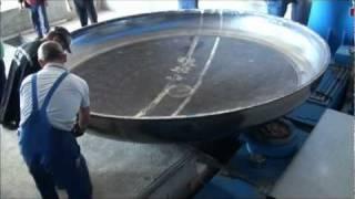 getlinkyoutube.com-Industrial steel vessel head
