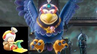 getlinkyoutube.com-進め!キノピオ隊長#25   スーパーマリオ3Dワールドの特典でキノピオ隊長   【進め!キノピオ隊長を三浦TVが実況】任天堂×Wiiu