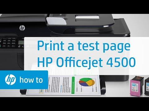 Hp Officejet 4500 G510n-Z Drivers