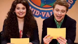 getlinkyoutube.com-School Announcements - So Random! - Disney Channel Official