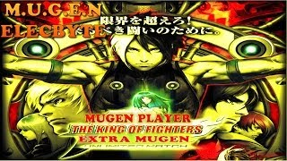 getlinkyoutube.com-THE KING OF FIGHTERS EXTRA UNLIMITED MATCH MUGEN