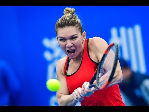 2018 Shenzhen Open Day 2 | Shot of the Day | Simona Halep