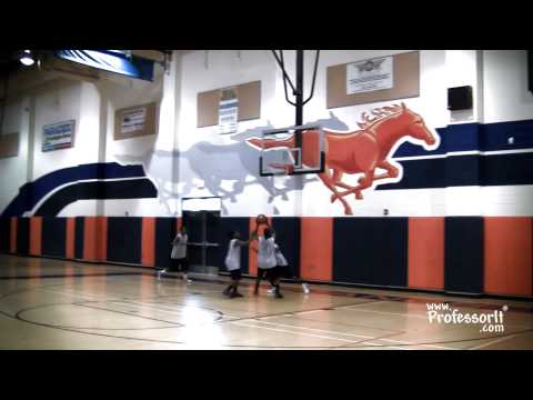 Basketball Lessons On Video 09 – The 5 Man Weave
