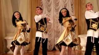 getlinkyoutube.com-Avanscena - Jewish Dance