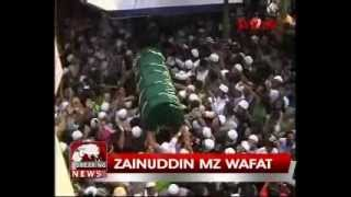 Detik-Detik Pemakaman KH Zainuddin MZ ( 3 of 3 )