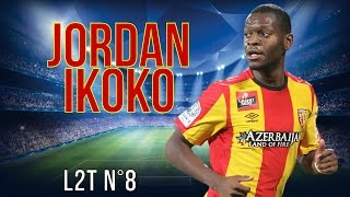 JORDAN IKOKO 2015-2016 [HD] RC Lens   Passes décisives, dribbles, passes, tacles [L2T N°8]