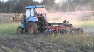 Трактор Агромаш 60 ТК и ПД-2.2