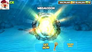 getlinkyoutube.com-วิธีโกงเงินกับเพชร เกม Hungry shark