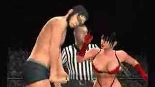 getlinkyoutube.com-SvR2007 Naomi vs TM