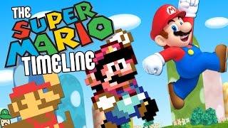 getlinkyoutube.com-The Super Mario Timeline