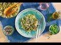 Salade express de haricots verts au quinoa