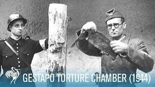 Gestapo Torture Chamber (1944)