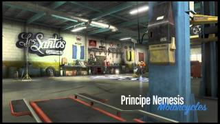 getlinkyoutube.com-GTA 5 Online Rare Vehicle Location - Principle Nemesis spawn location after patch 1.34/1.27!!