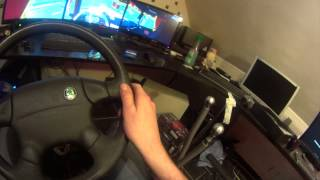 getlinkyoutube.com-ETS2 Home Cockpit