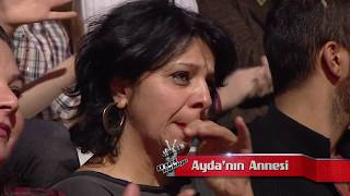 getlinkyoutube.com-O Ses Türkiye - Ayda Mosharraf