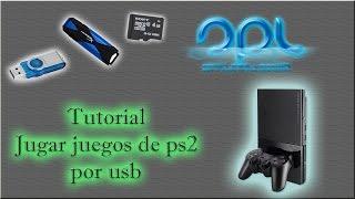 getlinkyoutube.com-CARGAR JUEGOS DESDE USB PS2 PLAY STATION 2( 9001) Y TODAS LAS VERSIONES