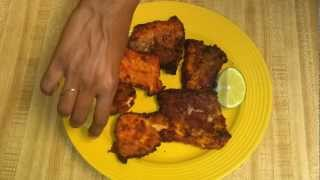 getlinkyoutube.com-Grilled Fish / Tandoori Fish