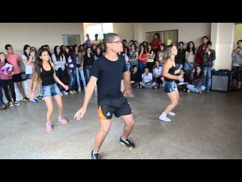 Projeto Danca - Colégio Estadual Rafael Nascimento - Terceira Apresentacao