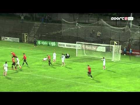 730 perc után lőtt gólt a Lombard: egykori csapata szomorította Véber Györgyöt