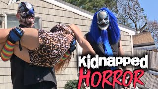KILLJOY KLOWN KIDNAPPED MY WIFE! IN PERSON! SCARIEST MOMENT OF MY LIFE!