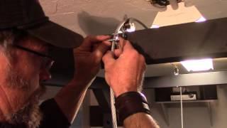 getlinkyoutube.com-Power Rack Cable Attachment, First Option - DIY Duke