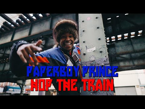 Hop the Train music video by Paperboy Prince of the Suburbs