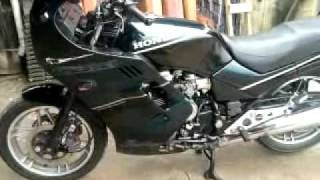 getlinkyoutube.com-VENDE-SE MOTO HONDA CBX 750 FOUR INDY 92 VERDE.mp4