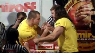 getlinkyoutube.com-Alexey Voevoda vs Travis Bagent - A REVANCHE !!!!