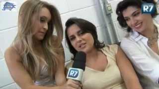 getlinkyoutube.com-Bernardo Falcone e Carla Diaz um dia de Reporter_ Especial Despedida Rebelde