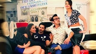 getlinkyoutube.com-Exclusive Interview | Varun Dhawan | Nargis Fakhri | Ileana D'cruz On Freaky Fridays