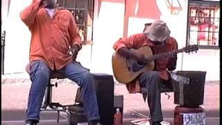 "getlinkyoutube.com-(Hoochie Coochie Man)  ""Im a man"" (1994) Grandpa Elliott and Stoney B., New Orleans"