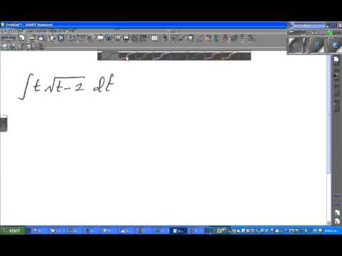 Indefinite integration of 2xx 1^4 and tt 2^0 5