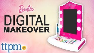 Barbie Digital Makeover from Mattel