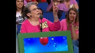 "getlinkyoutube.com-99 year old grandma Fern on ""The Price is Right"""